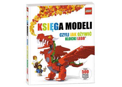 Księga modeli, czyli jak ożywić klocki LEGO
