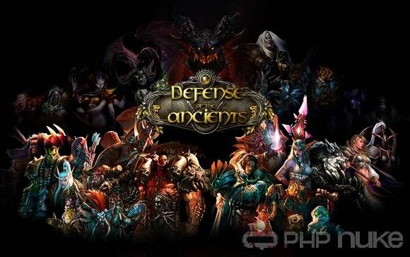 Defense Of The Ancients Dota Is A Multiplayer On Line War Area