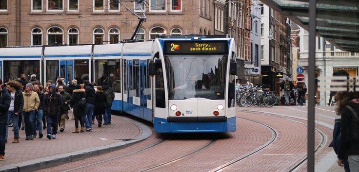 Desplazarse en transporte público en los Países Bajos - http://www.absolut-amsterdam.com/desplazarse-transporte-publico-los-paises-bajos/