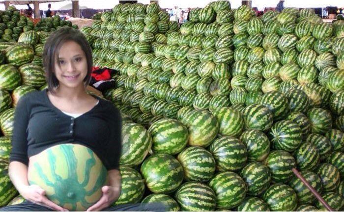 Opps, Watermelon!