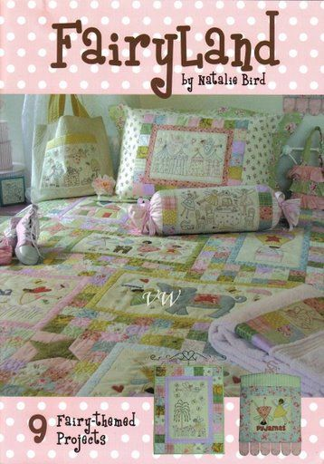 Fabric and sewing - Patchwork, quilting and applique.