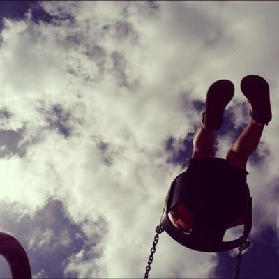 children + swings <3