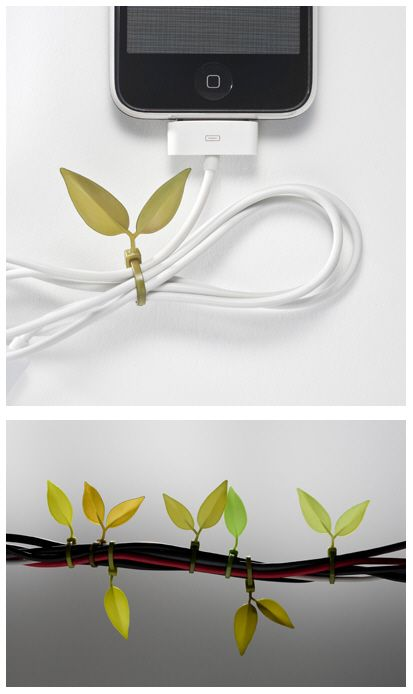 a CUTE way to collect cords.  This would be great for all the lights, heat pads, etc. going to the lizard, frog, turtle, tort, and hermit crab cage!