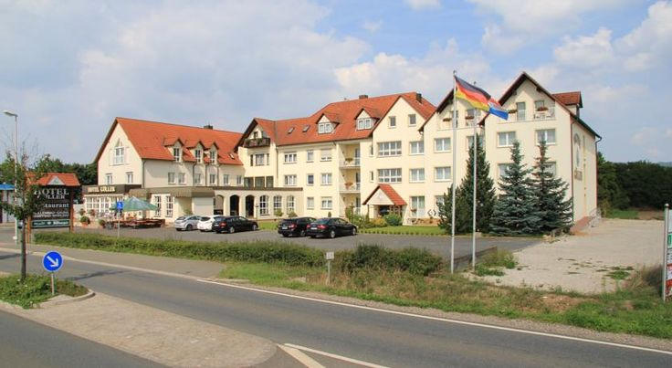 Hotel Göller Hirschaid Surrounded by beautiful countryside, this family-run, 3-star hotel in the small Franconian town of Hirschaid provides hearty regional cuisine and an attractive wellness area.