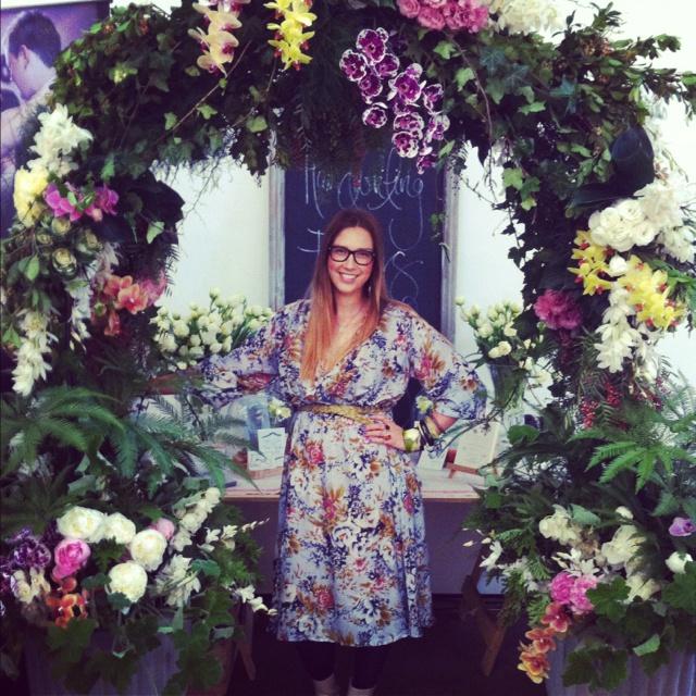 Aleksandra @one fine day wedding fair sydney
