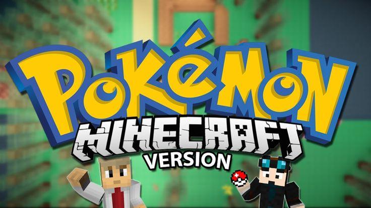 Minecraft | POKEMON: MINECRAFT VERSION! - TheDiamondMinecart