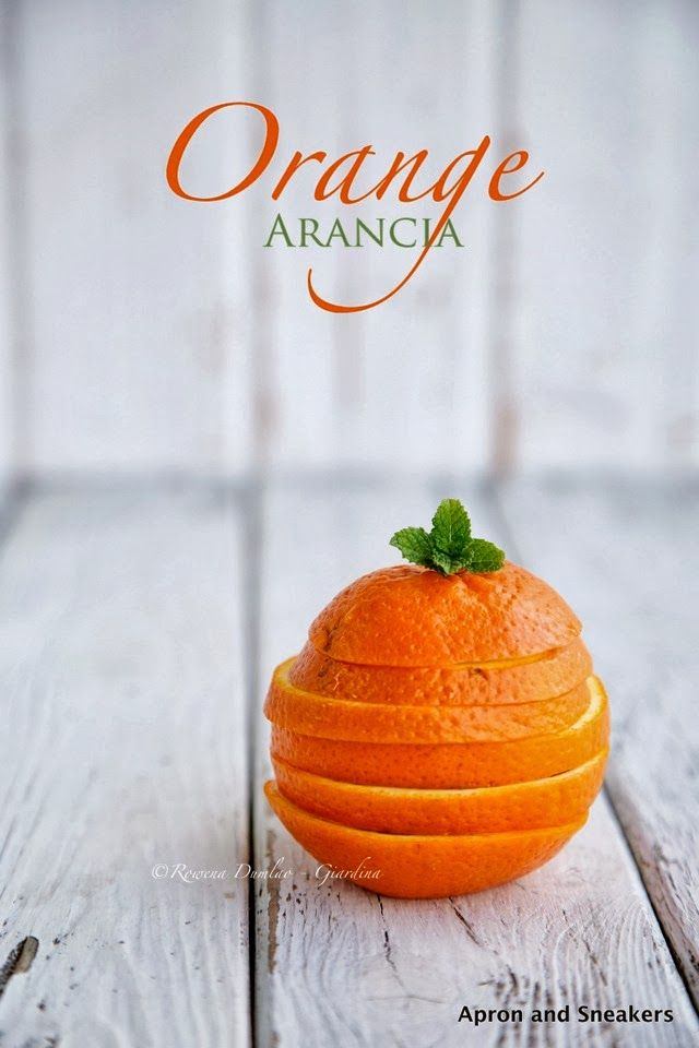 Apron and Sneakers - Cooking & Traveling in Italy and Beyond: Insalata di Arance (Orange Salad)