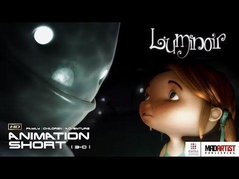 """CGI 3D Animated Short Film """"LUMINOIR"""" Cute Family Animation Cartoon for Kids by ESMA - YouTube"""