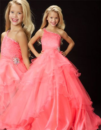 Little Girl Pageant Dresses   pageant-dresses-42379S