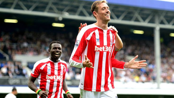 Saturday football: Premier League & Football League updates - BBC SportPeter Crouch on the scoresheet