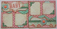kiwi lane designs | Designed by Debbie Budge using Mini Abbie Road, Bracket, Photo Set ...