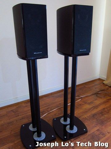 Beginner Budget Audiophile Wharfedale Diamond 101 And DIY Speaker Stand Project