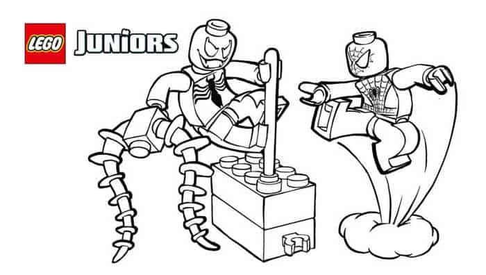 Printable Lego Coloring Pages In 2020 Lego Coloring Pages Lego Movie Coloring Pages Spiderman Coloring