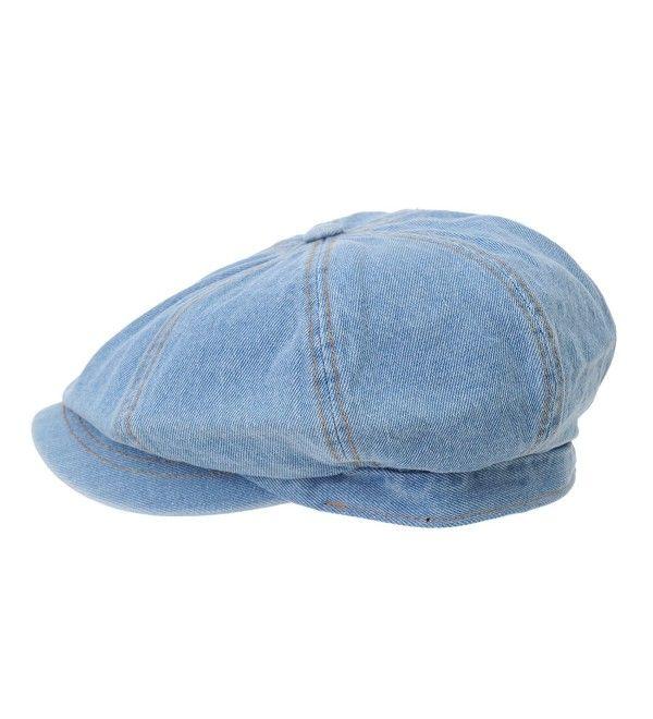 Denim Cotton Newsboy Hat Baker Boy Beret Flat Cap Kr3613 Lightblue Ce17y0y8rcz News Boy Hat Mens Hats Fashion Hats For Men