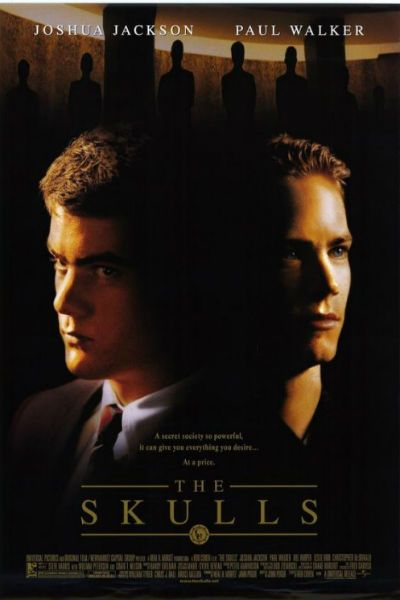 Director: Rob Cohen Writer: John Pogue Stars: Joshua Jackson, Paul Walker, Hill Harper Genres: Action, Crime, Drama   The Skulls (2000) Movie Watch Full Online: Vidzi Watch Full The Skulls (2000) Movie Watch Full Online: TheVideo Watch Full The Skulls (2000) Movie Watch Full Online: Speedplay Watch Full The Skulls (2000) Movie Watch Full Online: Openload Watch Full The…Read more →