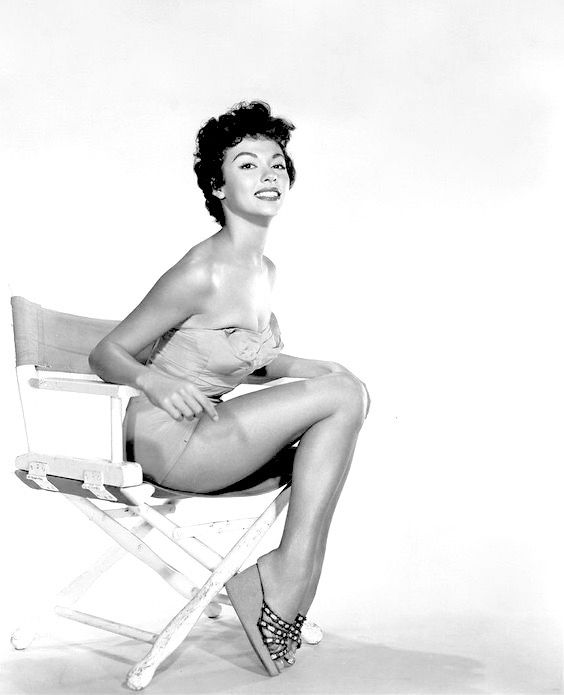 "summers-in-hollywood: "" Rita Moreno, 1950s """
