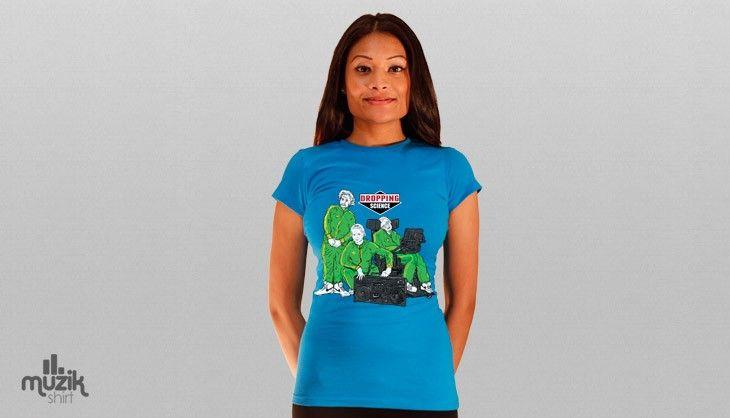 Dropping Science by @zombie_media 12$/72hours #science #hiphop #straightgangsta #einstein #geeks #nerds #rule #shirt #tshirt