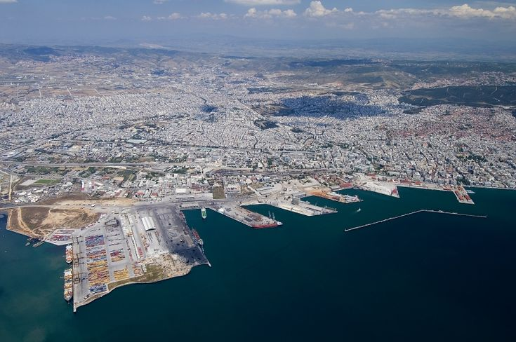 Three Bids Received for 67% of Thessaloniki Port Authority.