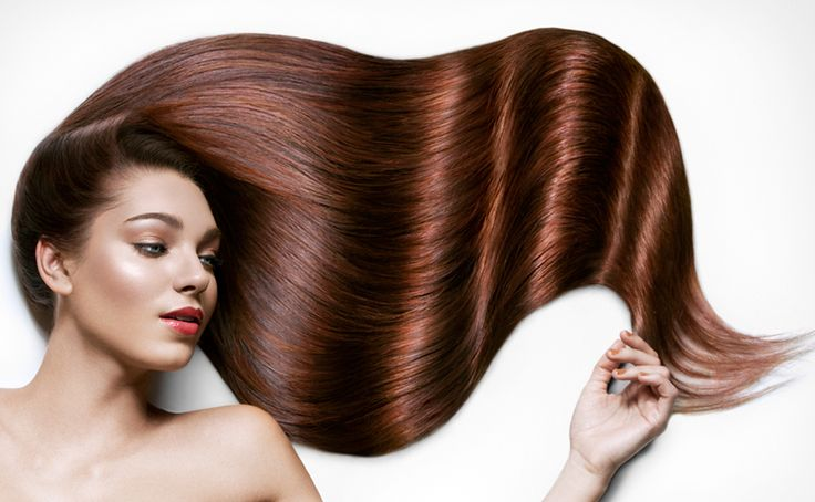 Fluid perfection! Such movement and gloss is actually achievable with a luxury mask and steam hair treatment and a luscious blow-dry.   http://bit.ly/1rFNH6z