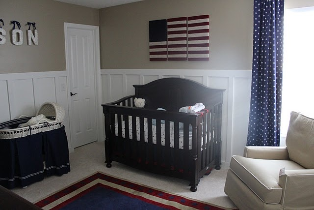 17 Best Ideas About Baby Room Colors On Pinterest