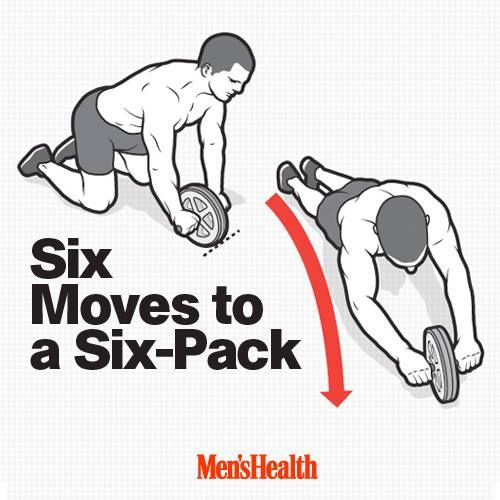 Six moves six pack cid soc pinterest content fitness aug14