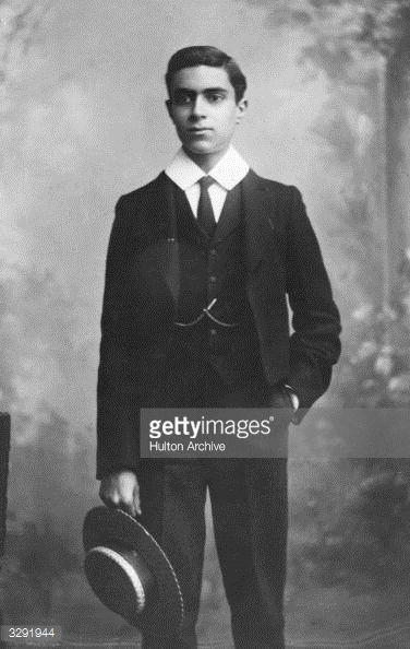 Jawaharlal Nehru in Harrow school uniform, 1906 Photograph: Hulton Archive/Getty Images