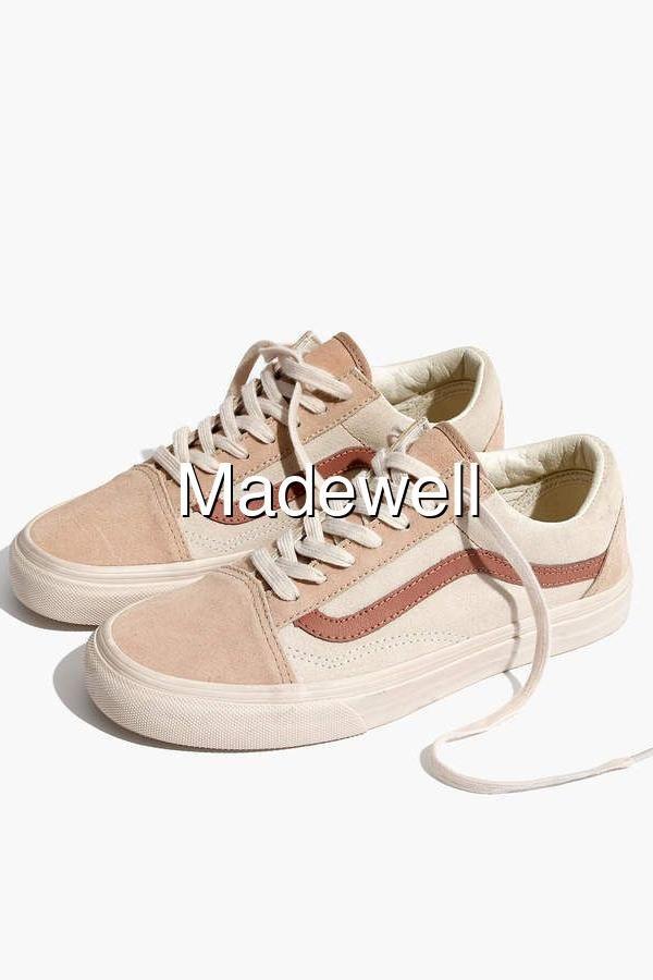 Madewell in 2020 | Vans, Sneakers, Madewell