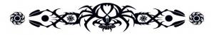 Spider Arm Band Tattoo  #temporarytattoos #temporarytattoo #t4aw #tattooforaweek #spider #spidertattoo #arm #armtattoo #band #bandtattoo #armband #armbandtattoo #bracelet #bracelettattoo