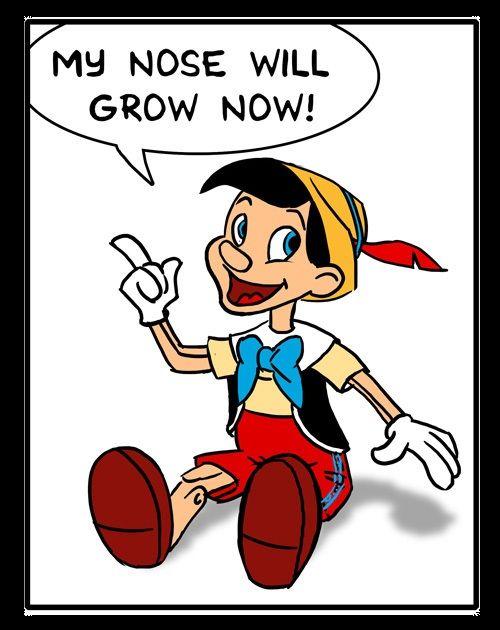 The Pinocchio Paradox