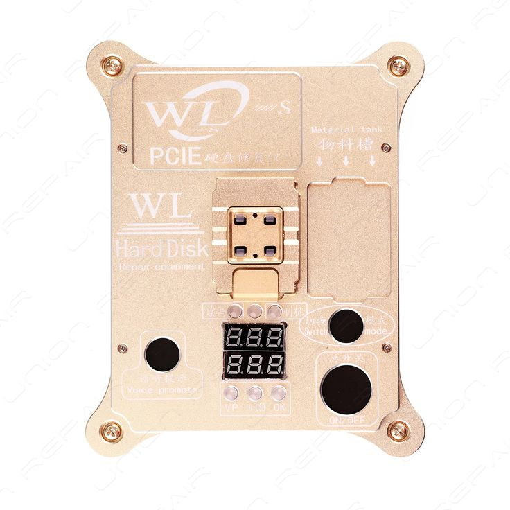 WL PCIE NAND Flash IC Programmer/NAND Test Fixture for iPhone 6S-7P  2017 WL PCIE NAND Flash IC Programmer / NAND Test Fixture, NAND Serial Number SN / Model / Country / Color modification, modify the underlyin...