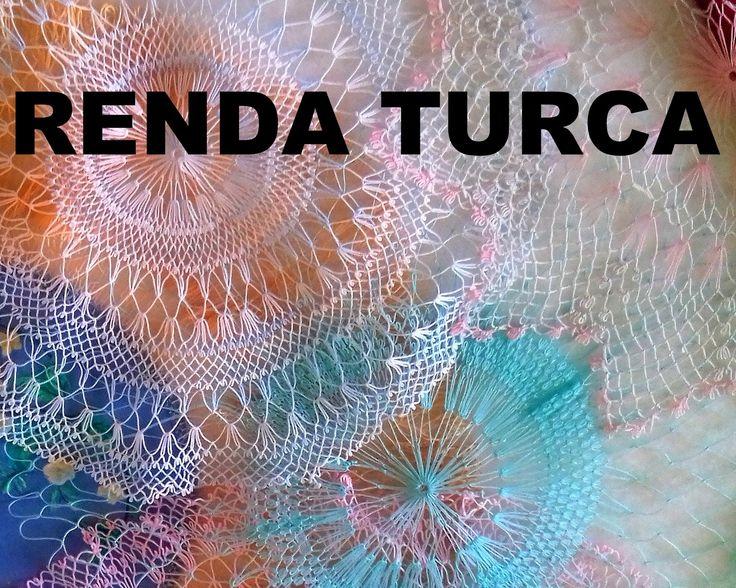 Breve vídeo contendo algumas amostras de Renda Turca. Outros vídeos com o passo a passo para confeccionar Renda Turca disponíveis neste canal.