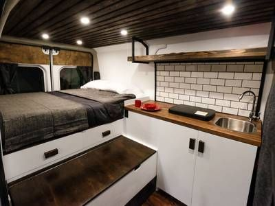 Colorado startup rents out stylish van conversions for the curious (Video)