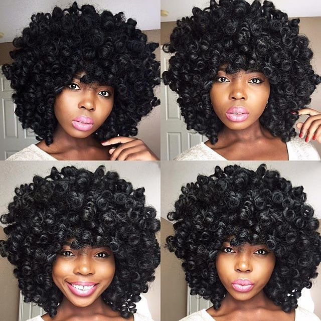 how to make hard natural hair soft and curly