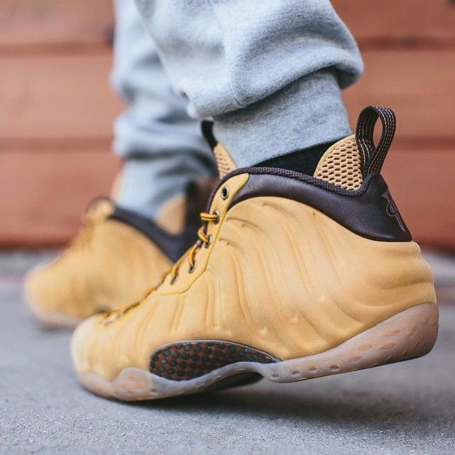 wholesale dealer be07c 71e1c ... best wheat foamposites release date 2 nike air foamposite one wheat  release date 42731 8a9c6