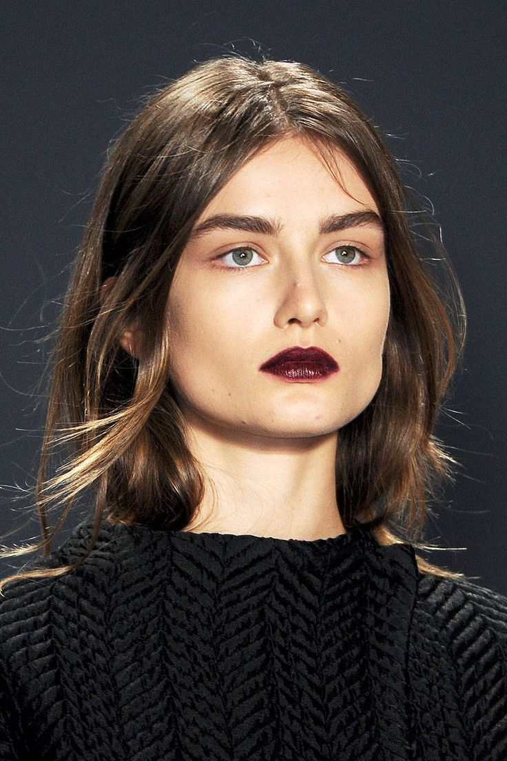 Brow | Lip combo, wine stained perfection