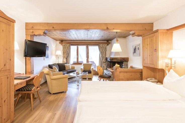 Hotel Steinbock, Klosters, Switzerland - Booking.com