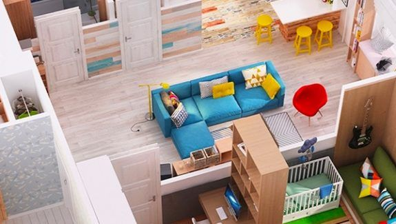 2 Gorgeous Single Story Homes With 80 Square Meter Floor Space (Includes Layout/Floor Plans)