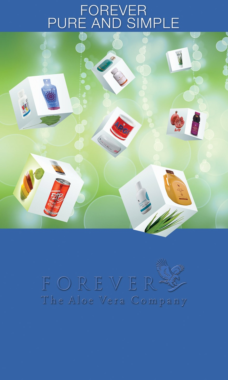 Discover Forever Living's 100% Pure Aloe Vera and Bee Products @ foraloeliving.flp.com, foraloeliving.com