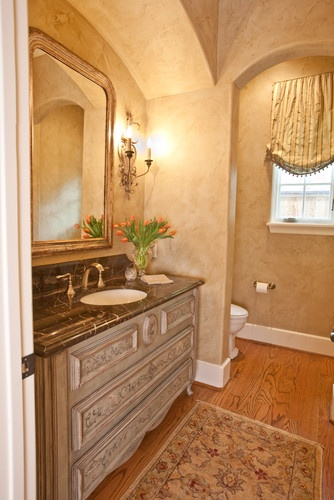 French country bathroom vanity - Country french bathroom vanities ...