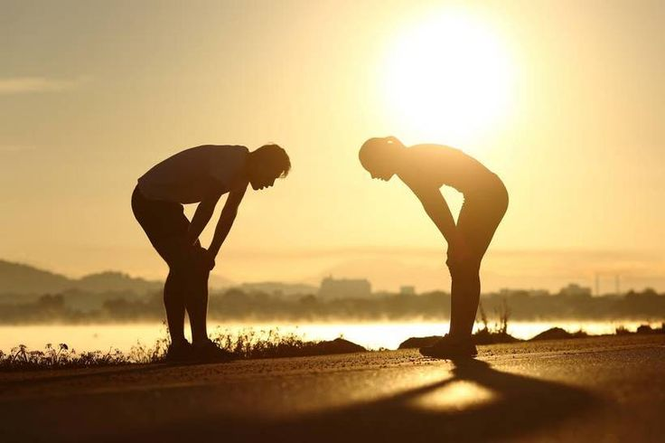 Aineenvaihdunta voikin hidastua, kun treenaat