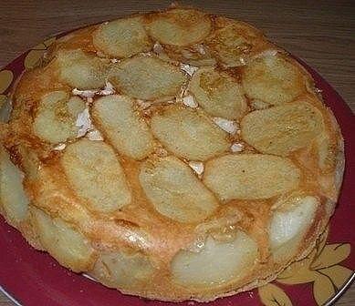 Веб Повар!: Сытный пирог - это потрясающе!