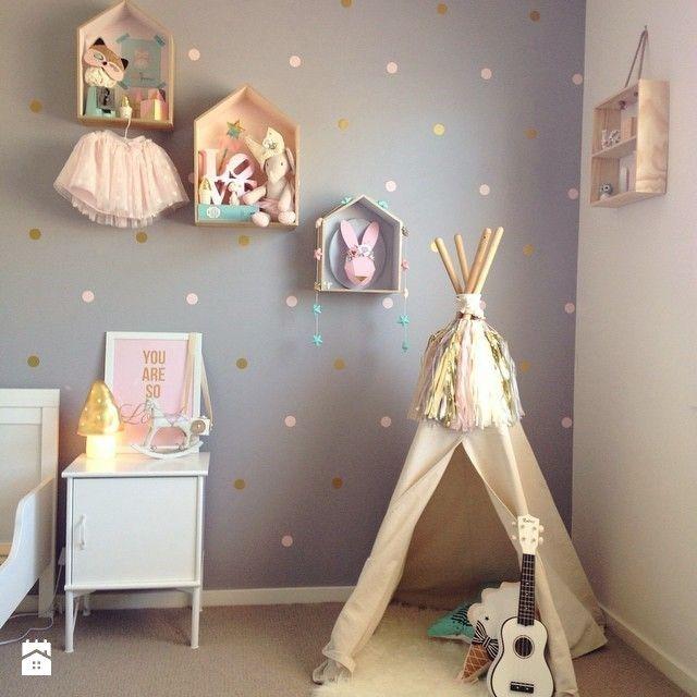 Pokój dziecka styl Skandynawski - zdjęcie od MartaWieclawDesign - Pokój dziecka - Styl Skandynawski - MartaWieclawDesign