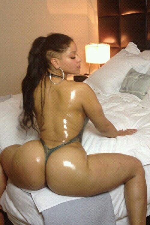 Thick booty black women