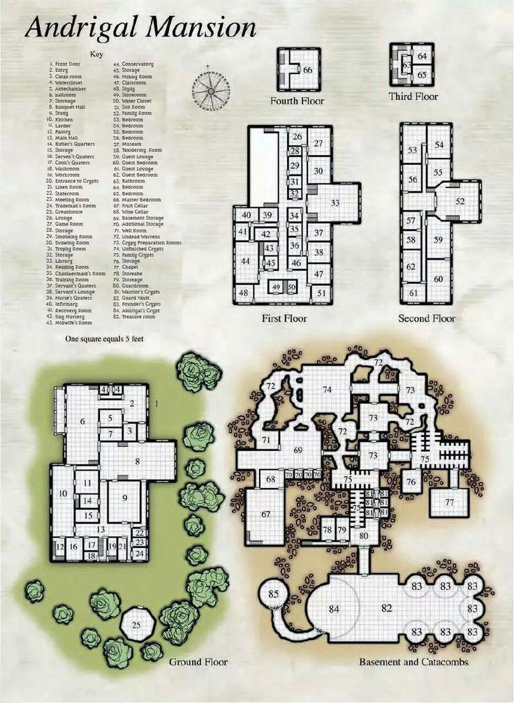 Andrigal Mansion