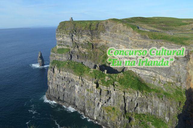 """Concurso Cultural """"Eu na Irlanda"""". Quem nunca pensou em sair do Brasil para estudar inglês? Quase todo mundo que quer ter uma carreira de sucesso, ou uma experiência internacional inesquecível, assim como nós tivemos, já teve esse sonho. #TurMundial #Irlanda #Cork #ConsursoCulturalEuNaIrlanda #EuNaIrlanda #EDublin #Time2Travel  http://www.turmundial.com/2017/07/ja-pensou-em-estudar-ingles-de-graca-na.html"""