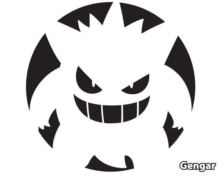 Pokémon pumpkin stencils ⊟ You don't just have to... - Tiny Cartridge 3DS - Nintendo 3DS, DS, Wii U, and PS Vita News, Media, Comics, & Retro Junk