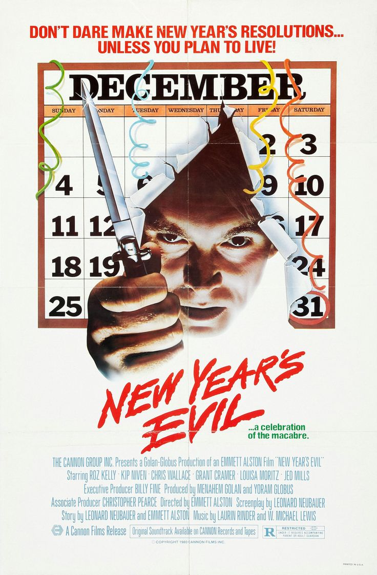 New Year's Evil (1980) B&S About Movies by