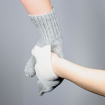 Pair Of Hand In Hand Gloves