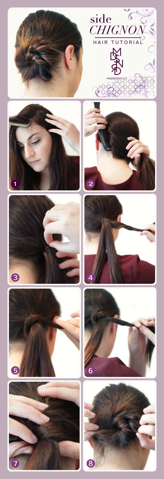 17 Best Ideas About Side Chignon On Pinterest Chignon Tutorial Bridal Chignon And Curly Updo
