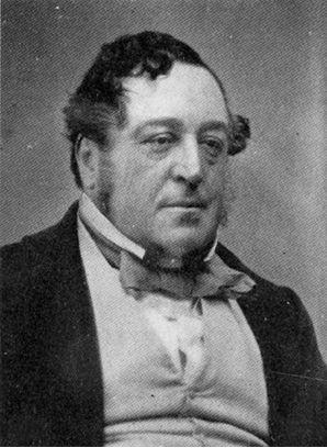 Gioacchino Rossini, Italian opera composer (1792-1868)